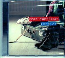 (EI381) People Get Ready, Sarah Wise - sealed CD