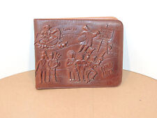 Embossed Wallet Remelon USA Good Luck in 9 languages (10885)