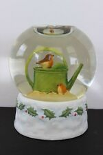 Candle Water Globe Marjolein Bastin Nature's Sketchbook In Winter Nature Sings