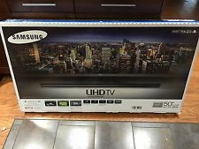"NEW!!! Samsung 50-Inch 4K Ultra HD LED Smart HDTV UN50JU6500FXZA ""SEALED IN BOX"""