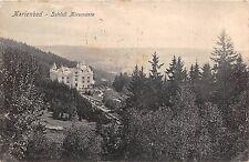 B64876 Marienbad Schloss Miramonte    czech
