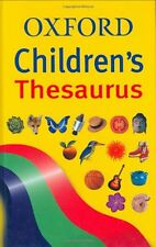 Oxford Children's Thesaurus By Robert Allen