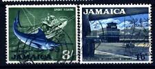 JAMAICA - 1964 - Aeroporto internazionale di Palisadoes. Pesca sportiva, Blue Ma