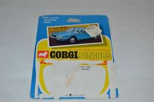 Corgi Toys Juniors No 37 NSU Ro 80 card only