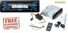NEW Sony MEX-M100BT Single DIN Amplified Marine/Powersports Bluetooth Stereo