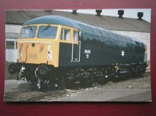 POSTCARD CLASS 56 LOCO NO 56 032 AT DONCASTER JULY 1977