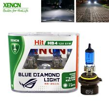 2X XENCN HB4A 9006XS 12V 51W 5300K Xenon Blue Light Xenon Car Bulbs For Chrysler