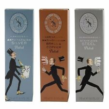 Town Talk Silver, Stainless Steel, Brass & Copper Polish / Cleaner 3pk - 8.5oz