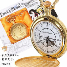 Pandora Hearts watch cosplay japan anime Pocket watches in box 2017