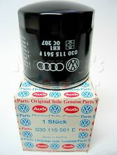 Genuine FILTRO OLIO per VW POLO 1300 1400 1.3 1.4 1990-1994 030115561 e 030115561f