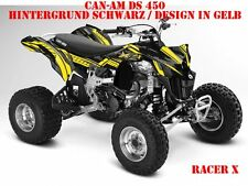 INVISION DEKOR KIT ATV CAN-AM RENEGADE, DS250,DS450,DS650 GRAPHIC KIT RACER-X B