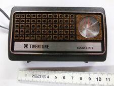 Neckermann Twentone Solid State Transistorkoffer MW