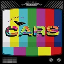 Moving in Stereo: The Best of the Cars [Digipak] by The Cars (CD, May-2016)