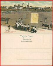 Cartagena plaza de la independencia