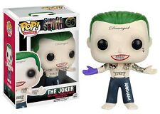 Funko - POP Movies: Suicide Squad - Joker Shirtless