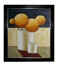 FRAMED OIL PAINTING OF STILL LIFE FOR HOME DECOR AND KITCHEN DESIGN