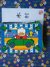 ahiru no pekkle kero kero keroppi hello kitty sanrio banpresto card