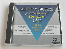 Mercury Music Prize / Album Of The Year 1992 (CD Album) Used Very Good