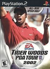 Tiger Woods PGA Tour 2002 (Sony PlayStation 2, 2002)