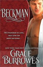 Beckman: Lord of Sins (The Lonely Lords), Burrowes, Grace, New Books