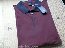 NEW HUGO BOSS MENS DESIGNER RED GOLF PADDY PRO POLO JEANS SUIT T-SHIRT XXXL
