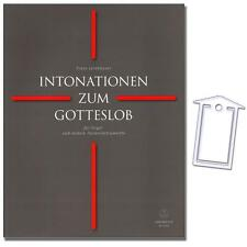 Intonationen pour gotteslob pour orgue-notes parenthèse-ba11227 - 9790006561087