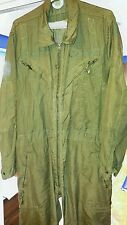 Coveralls Genuine US Military Large Regular Combat Vehicle Crewmans Tanker New