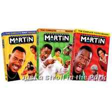 Martin Lawrence: TV Show Series Complete Seasons 1 2 3 Box / DVD Set(s) NEW!