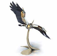 K-707 NIB Swarovski Dark Crystal Soulmates Eagle 2013 Limited Edition #1186037