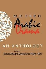 Modern Arabic Drama: An Anthology (Indiana Series in Arab and Islamic Studies (