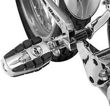 Harley VRSCF V-Rod Muscle 10-14Zombie Driver Footpegs Male Mnt Chrome Kuryakyn