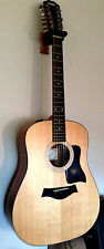 Zager EZ-Play Modified Taylor 150E 12 string Acoustic Electric Guitar