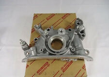 JDM Toyota AE111 BlackTop 4AGE 20v - Genuine Oil Pump W/ Gasket and Seal