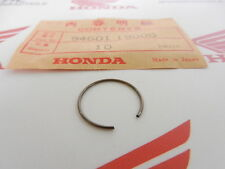 HONDA ATC 110 250 PISTONE BULLONI backup 19mm ORIGINALE NUOVO Clip PIN PISTON NEW