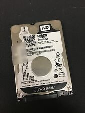"2.5"" disco duro WD Black 500GB"