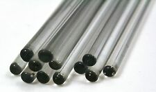 1 x  GLASS STIRRING ROD, ø6 x 100mm borosilicate **Quality** DURAN®