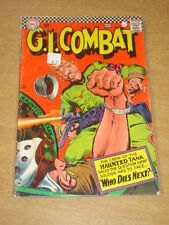 GI COMBAT #122 VG (4.0) DC COMICS JANUARY 1967 **