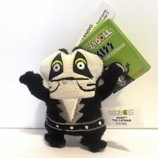 Kiss Babo The Catman - Ugly Doll Keyring BNWT New