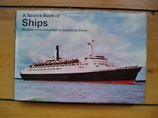A Source Book of Ships