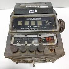 LIQUID CONTROLS FLOW METER REGISTER GALLON COUNTER A174000