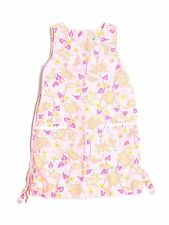 Girl Lilly Pulitzer Turtle Soup Pink Shift Dress Summer Spring Size 6/6X