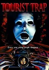 Tourist Trap DVD Full Moon Tanya Roberts, Chuch Conners - NEW