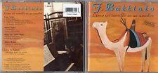 FRANCO BATTIATO CD cantato in SPAGNOLO Como un camello en un canalon 1991