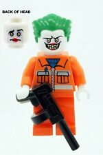 Custom Batman Evil Joker with Weapon Made With LEGO Parts NEW