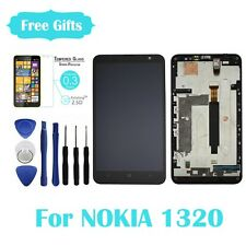 For Nokia Lumia 1320 LCD Display Touch Screen Digitizer + Frame Assembly