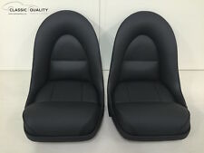 Jaguar Etype 3.8 Roadster Seats - BRAND NEW FULLY TRIMMED!