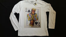 Notorious Big (Biggie) Rap/Hip-Hop Manga Larga camiseta Grande