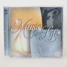 (New) Time Life - Music of Your Life Secret Rendezvous -  2 CD