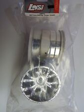 LOSI - 420 FORCE WHEEL CAP, CHROME: UNVS (2) - Model # LOSB7012