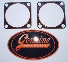 1936-53 Indian Chief Motorcycle JAMES Base Gaskets - Made in USA - FREE SHIPPING